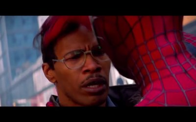 Super Bowl Trailer - The Amazing Spider-Man 2