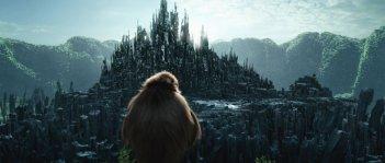 Tarzan: un'immagine del film d'animazione in 3D