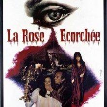 Tre gocce di sangue per una rosa: la locandina del film