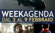 Week-Agenda: i Coen, Robocop, Justin Bieber e i Lego
