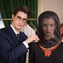 Yves Saint Laurent: Pierre Niney e Charlotte Le Bon in un momento del film