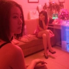 Blind Massage: una scena del film