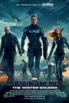 Captain America: The Winter Soldier: la locandina italiana ufficiale