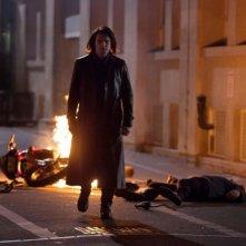 Danila Kozlovsky interpreta Dimitri nel film Vampire Academy