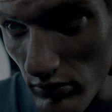 History of fear: Jonathan da Rosa in un primo piano tratto dal film