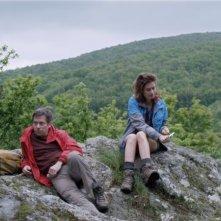 I you don't, I will: Emmanuelle Devos e Mathieu Amalric nella foresta tentano di ritrovare la serenità