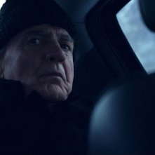 In Order of Disappearance: Bruno Ganz in una scena del film