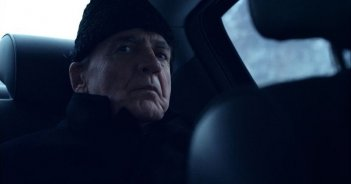 In Order of Disappearance: Bruno Ganz in una scena del film