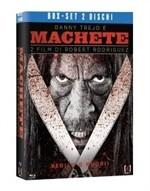 La copertina di Machete + Machete Kills (blu-ray)