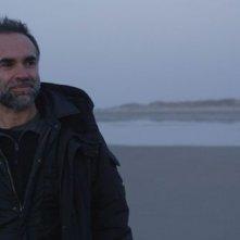 Praia do Futuro: il regista Karim Aïnouz sul set