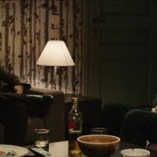 Stratos: Vangelis Mourikis in una scena del film insieme a Popi Tsapanidou