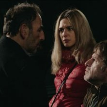 Stratos: Vangelis Mourikis in una scena del film insieme a Vicky Papadopoulou