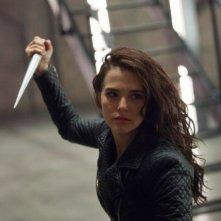 Zoey Deutch è Rose Hathaway nel film Vampire Academy