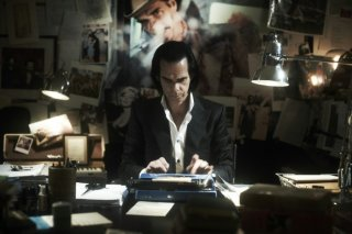 20,000 Days on Earth: Nick Cave in una scena del documentario a lui dedicato
