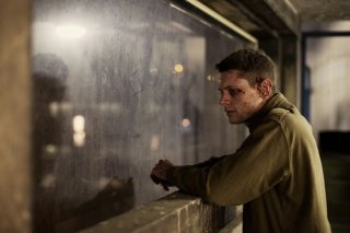 '71: Jack O'Connell in un'immagine del film
