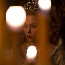 La bella e la bestia: Lea Seydoux in una scena del film