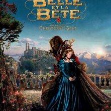 La bella e la bestia: una locandina originale del film