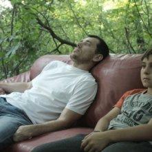 Macondo: Aslan Elbiev e Ramasan Minkailov in una scena