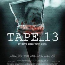 Tape_13: la locandina del film