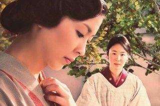 The Little House: Takako Matsu e Haru Kuroki in un momento del film