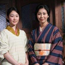The Little House: Takako Matsu in una foto promozionale con Haru Kuroki