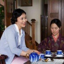The Little House: Takako Matsu in una scena del film con Haru Kuroki