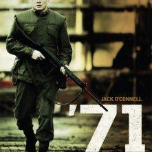 \'71: la locandina del film