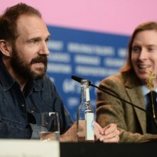 Berlinale 2014 - Ralph Fiennes e Wes Anderson presentano The Grand Budapest Hotel