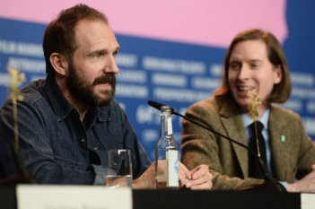 Berlinale 2014 - Ralph Fiennes e Wes Anderson presentano The Grand Budapest Hotel