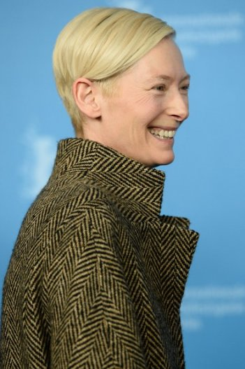Berlinale 2014 - Tilda Swinton presenta The Grand Budapest Hotel