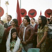 Cesar Chavez: una scena di gruppo del film