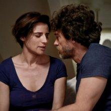 Maldamore: Alessio Boni con Luisa Ranieri in una scena
