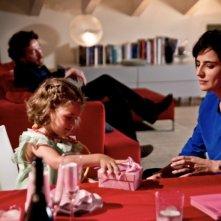 Maldamore: Alessio Boni con Luisa Ranieri in una scena casalinga del film