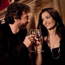 Maldamore: Alessio Boni in una scena del film con Eleonora Ivone
