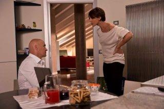 Maldamore: Ambra Angiolini e Luca Zingaretti in una scena del film