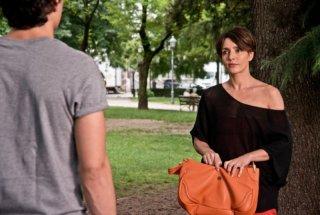 Maldamore: Ambra Angiolini in un'immagine tratta dal film