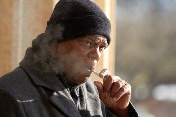 Un ragionevole dubbio: Samuel L. Jackson in un momento del film