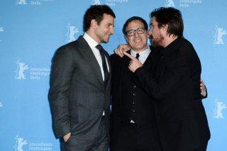Berlinale 2014 - Christian Bale e Bradley Cooper presenta American Hustle con David O. Russell