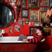 Il cantante The Niro... in vasca!