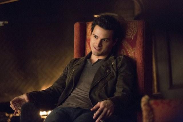 The Vampire Diaries: Michael Malarkey nell'episodio The Devil Inside