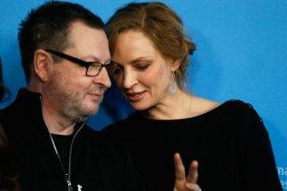 The Nymphomaniac part 1: Uma Thurman con von Trier a Berlino 2014