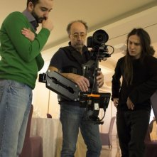 Ancora cinque minuti: il regista Lucio Laugelli sul set