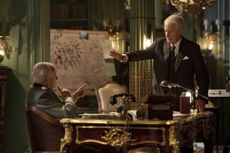 Diplomacy: Niels Arestrup e André Dussollier in una scena del dramma storico