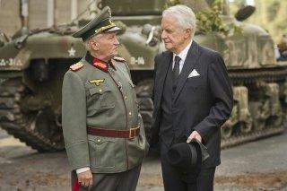 Diplomacy: Niels Arestrup insieme a André Dussollier in una scena del dramma storico
