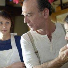Fever: Nicole Max, Martin Wuttke e Carolina Cardoso in una scena del film