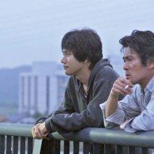 Homeland: Kenichi Matsuyama e Seiyo Uchino in una scena