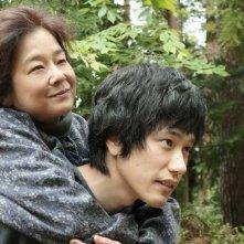 Homeland: Kenichi Matsuyama con Yuko Tanaka in una scena