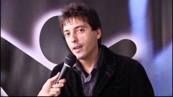 il cantautore Vadim.