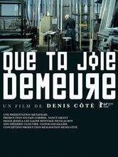 Joy of Man\'s Desiring: la locandina del film