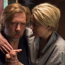 Someone You Love: Mikael Persbrandt e Trine Dyrholm in una tenera scena